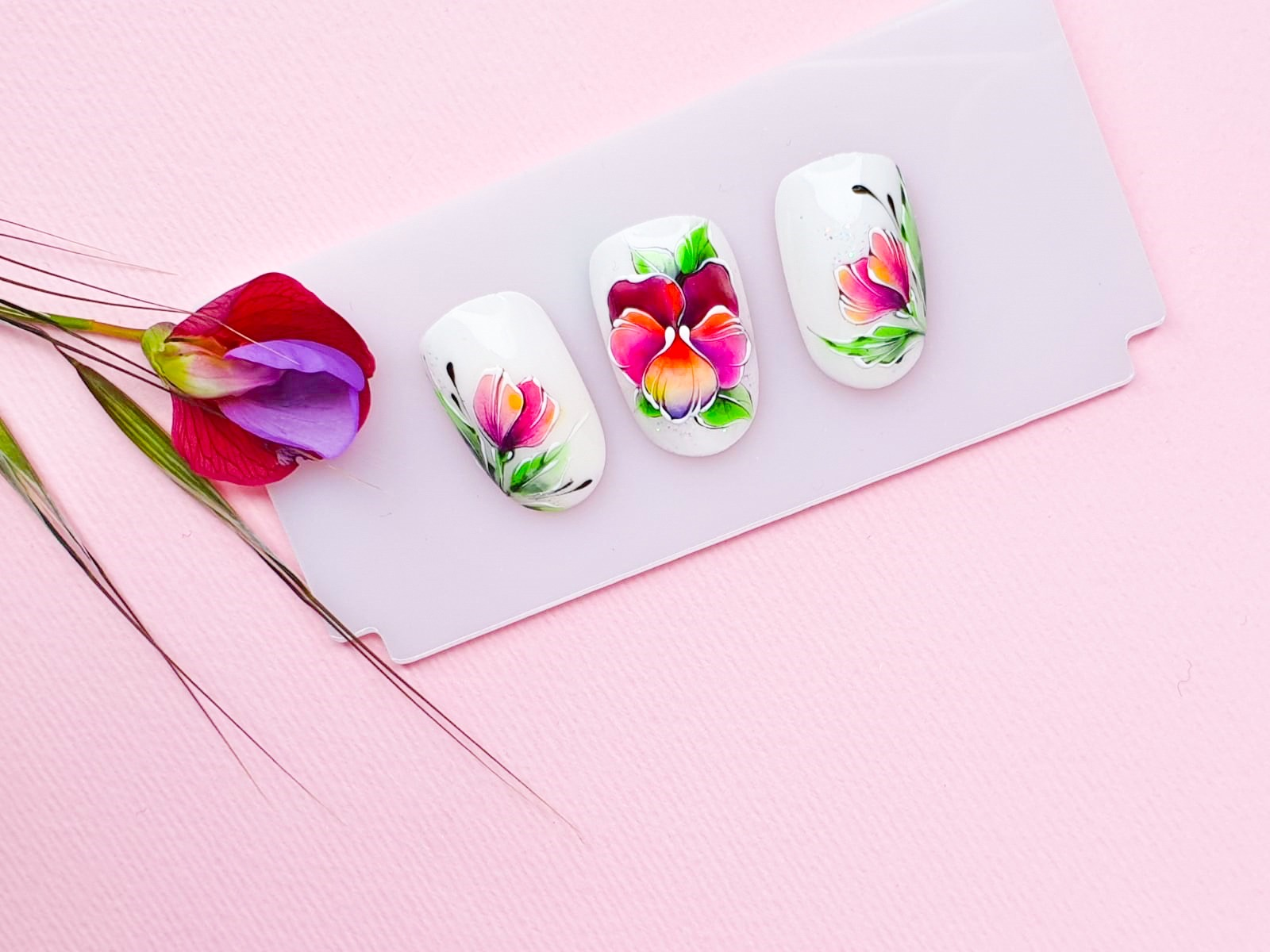 Maratona Spring Nails